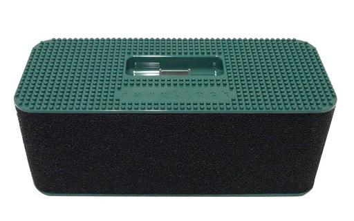 【中古】スピーカー nano speaker(ナノスピーカー) グリーン [NAIP-01011GR]