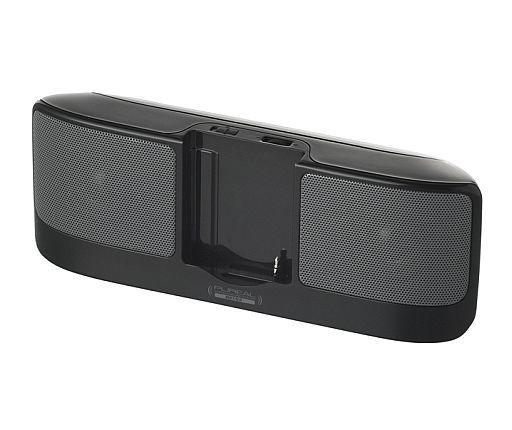 【中古】スピーカー iPod用スピーカー ステレオミニプラグ接続タイプ (ブラック) [BSSP14IBK](状態:本体 + USBケーブルのみ)