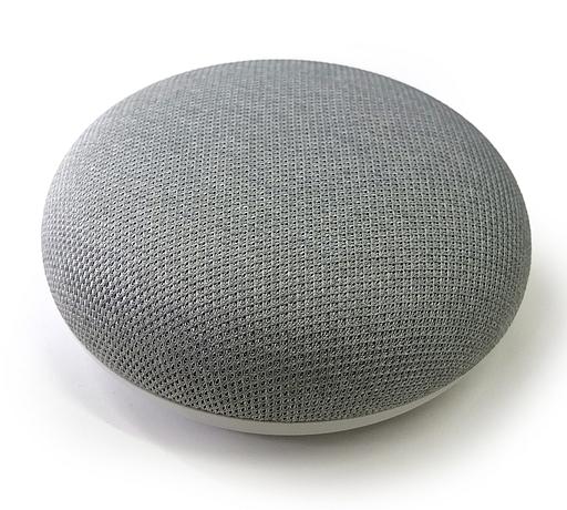 【中古】スピーカー スマートスピーカー Google Home Mini (チョーク) [GA00210-JP]