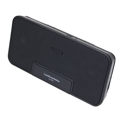 【中古】スピーカー audio-technica コンパクトスピーカー (ブラック) [AT-SPP50BK](状態:スピーカー本体のみ)