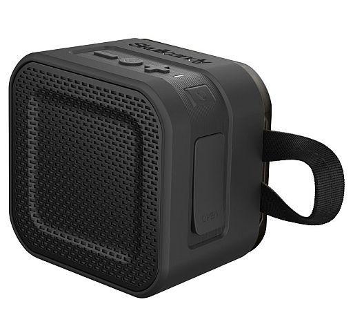 【中古】スピーカー Skullcandy Bluetoothスピーカー BARRICADE MINI (ブラック) [S7PBW-J582] (状態:USBケーブル欠品)