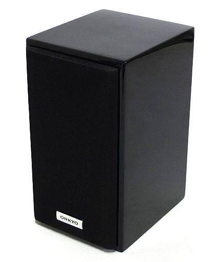 【中古】スピーカー ONKYO サラウンドスピーカーシステム (1台/ブラック) [D-108M(B)] (状態:現状品※詳細は商品説明を御覧下さい)