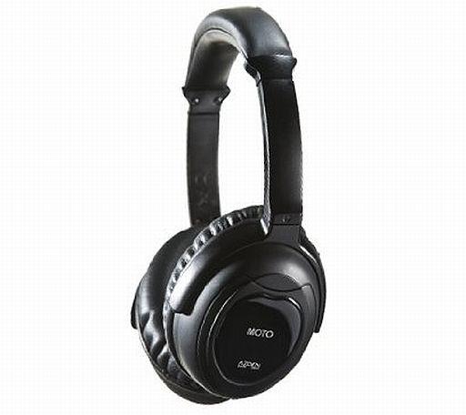 【中古】ヘッドフォン 2.4GHz デジタルワイヤレスヘッドフォン MOTO [DW-05] (状態:説明書・RCAケーブル・ミニプラグケーブル欠品)