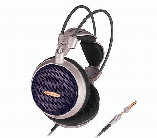 【中古】ヘッドフォン エアーダイナミックヘッドホン[ATH-AD700](状態:ヘッドホンのみ、ヘッドホン状態難)