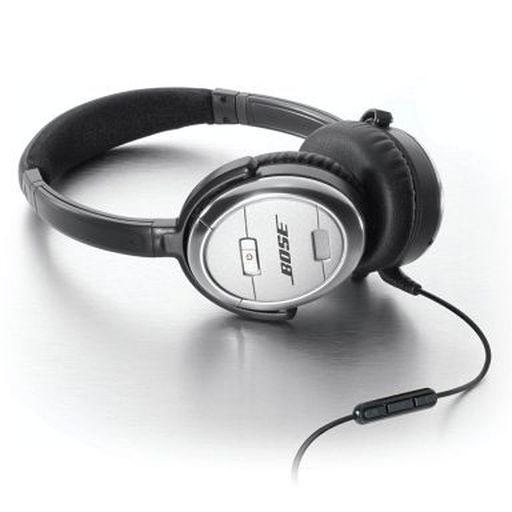 【中古】ヘッドフォン BOSE QUIET COMFORT 3 ノイズキャンセリングヘッドホン [QC3] (状態:本体・ケース状態難)