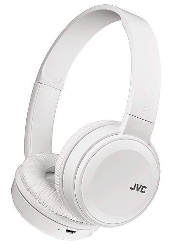 JVC Wireless Stereo Headset (White) [HA-S38BT-W]