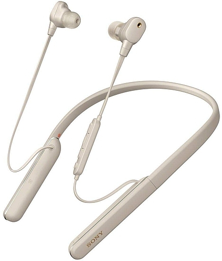 Sony Wireless Noise Canceling Stereo Headset (Platinum Silver) [WI-1000XM2 (S)]