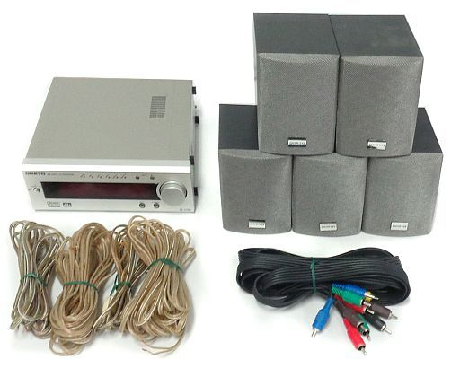 【中古】シアターシステム デジタルホームシアターシステム [DHT-L1](状態:不備有 ※詳細については備考をご覧ください)
