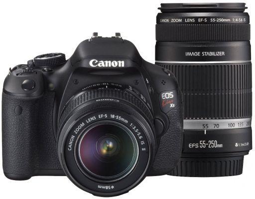 【中古】カメラ デジタル一眼レフカメラ EOS Kiss X5 ダブルズームキット 1800万画素 [KISSX5-WKIT]