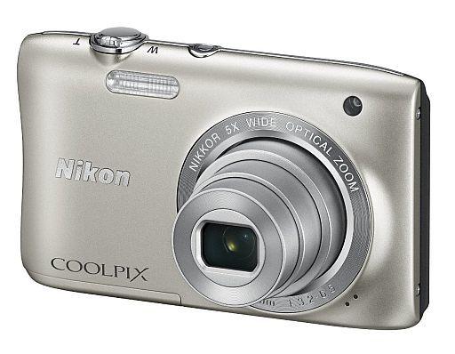【中古】カメラ デジタルカメラ COOLPIX S2900 (シルバー)