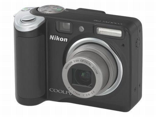 【中古】カメラ デジタルカメラ COOLPIX P50 810万画素 [P50] (状態:USBケーブル欠品)