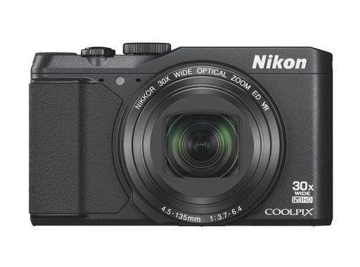 【中古】カメラ デジタルカメラ COOLPIX S9900 1605万画素 (ブラック) [S9900BK]