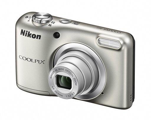 【中古】カメラ デジタルカメラ COOLPIX A10 1614万画素 (シルバー) [A10SL] (状態:本体のみ)