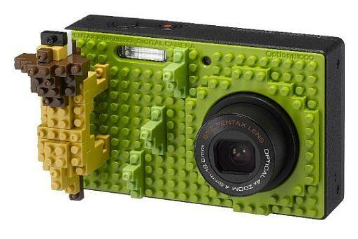 【中古】カメラ PENTAX デジタルカメラ Optio NB1000 サファリ 1400万画素 [OPTIONB1000SF](状態:CD-ROM欠品)