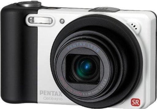 【中古】カメラ PENTAX デジタルカメラ Optio RZ10 1400万画素 (ピュアホワイト) [OPTIORZ10PW]
