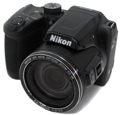 【中古】カメラ Nikon コンパクトデジタルカメラ COOLPIX B500 1602万画素 (ブラック) [B500BK]