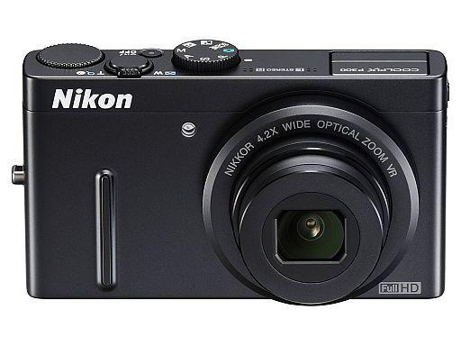 【中古】カメラ デジタルカメラ COOLPIX P300 (ブラック) 1220万画素 [COOLPIX P300] (状態:説明書欠品)
