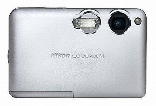 【中古】カメラ Nikon デジタルカメラ COOLPIX S1 510万画素 (シルバー) [S1]