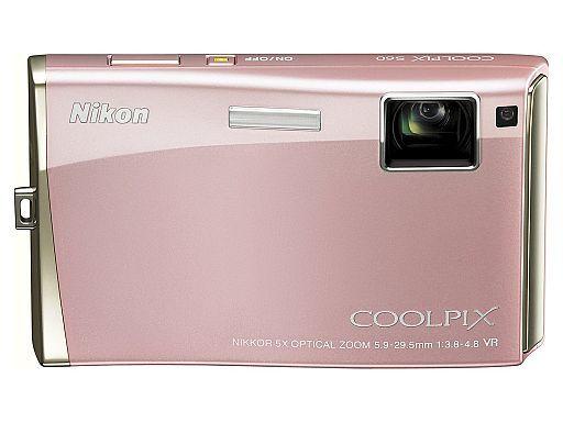 【中古】カメラ Nikon デジタルカメラ COOLPIX S60 1000万画素 (ロイヤルピンク) [S60PK]