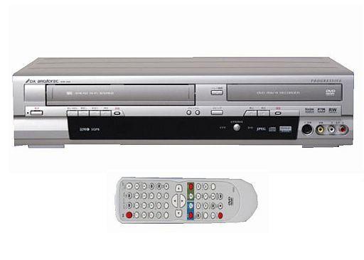 【中古】DVDプレイヤー/レコーダー ビデオ一体型DVDレコーダー DX BRCADTEC [DVR-120V]