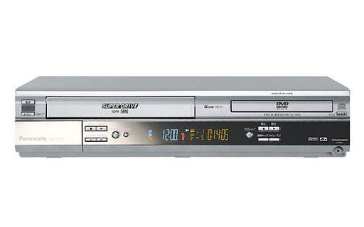 【中古】DVDプレイヤー/レコーダー DVDプレーヤー一体型ビデオ [NV-VP30] (状態:本体・電源コードのみ/本体状態難)