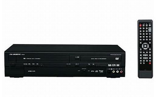 【中古】DVDプレイヤー/レコーダー 地デジチューナー内蔵 ビデオ一体型DVDレコーダー [DXR150V]