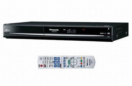 【中古】DVDプレイヤー/レコーダー HDD搭載ハイビジョンDVDレコーダー ディーガ[DMR-XW120](状態:説明書・AVケーブル欠品、リモコン状態難)