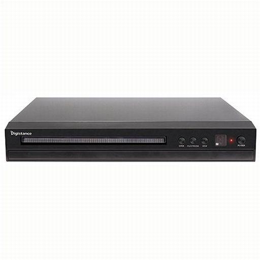 【中古】DVDプレイヤー/レコーダー ゾックス DIGISTANCE DVDプレーヤー (ブラック) [DS-DPC2211BK]