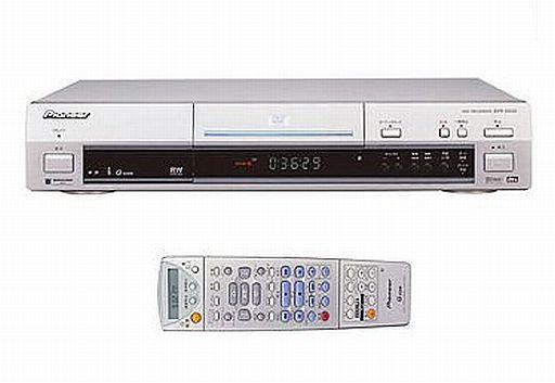 【中古】DVDプレイヤー/レコーダー パイオニア DVDレコーダー [DVR-3000](状態:AVケーブル欠品)