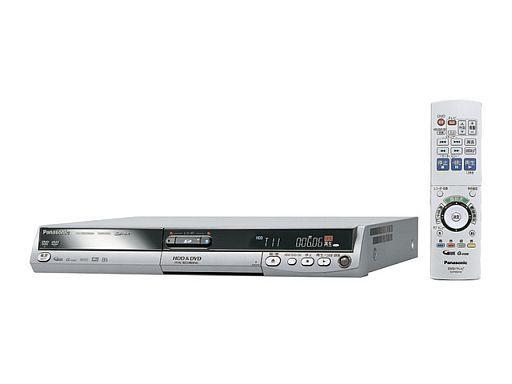 【中古】DVDプレイヤー/レコーダー パナソニック DVDレコーダー DIGA 200GB (シルバー) [DMR-EH66-S] (状態:説明書・CD-ROM欠品)