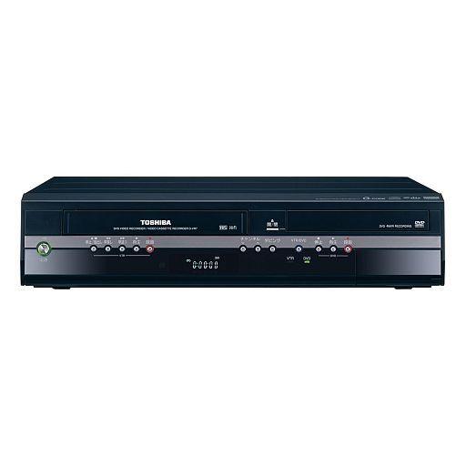 【中古】DVDプレイヤー/レコーダー VTR一体型DVDレコーダー [D-VR7] (状態:AVケーブル欠品)