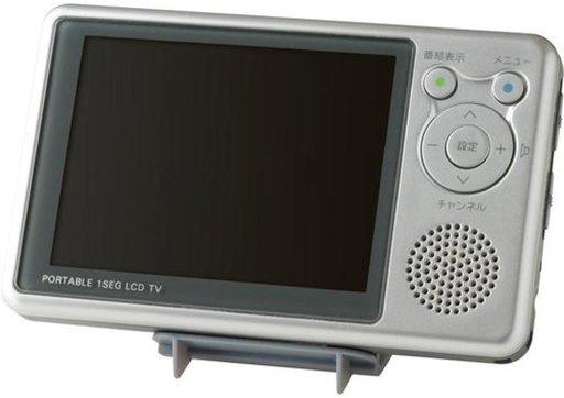 【中古】TV サンヨー ポータブル液晶テレビ (シルバー) [LVT-ND35(S)]