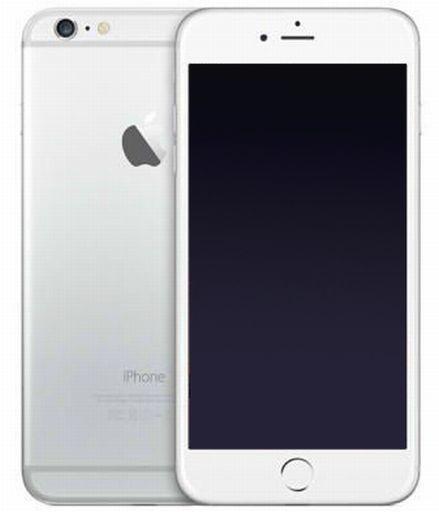 【中古】携帯電話 スマートフォン iPhone6 Plus 16GB シルバー[NGA92J/A](状態:アップル修理交換済)