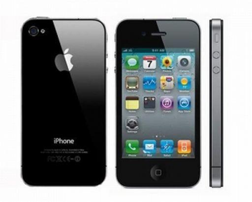 【中古】携帯電話 香港版 iPhone 4 16GB (simフリー/ブラック) [MC603ZP/A] (状態:ホームボタン動作不良)