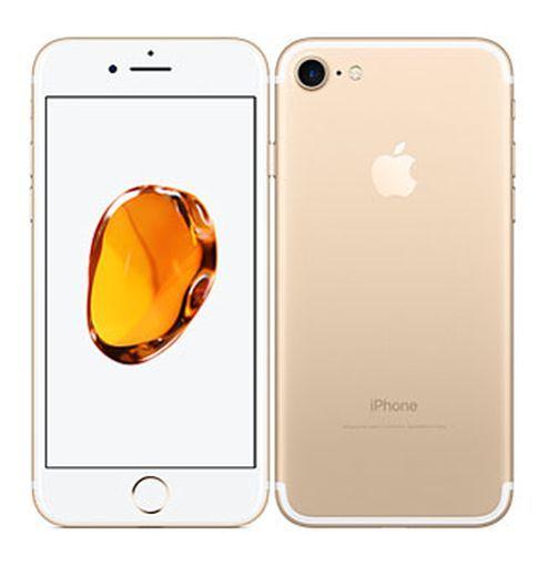 【中古】携帯電話 iPhone7 32GB (SIMフリー/ゴールド) [MNCG2J/A]