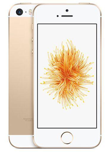【中古】携帯電話 iPhone SE 64GB (SIMフリー/ゴールド) [MLXP2J/A]