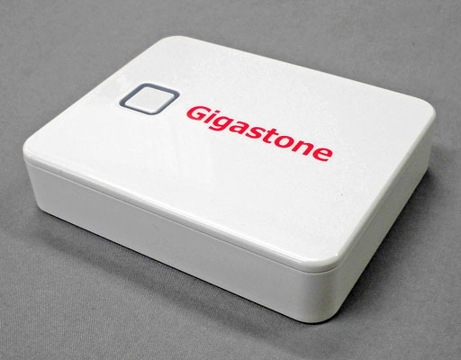 Gigastone Wireless SD Card Reader / Writer [A2-25B-D]