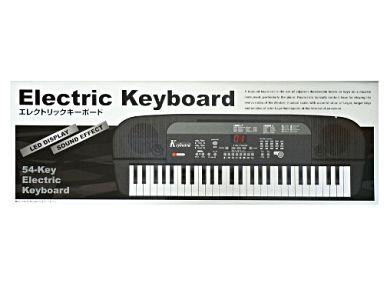【中古】デジタル楽器 エレクトリックキーボード 54キー
