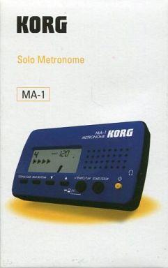 【中古】デジタル楽器 ソロ・メトロノーム Solo Metronome (ブルー&ブラック) [MA-1-BLBK]