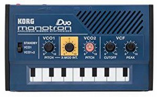 【中古】デジタル楽器 KORG monotron DUO