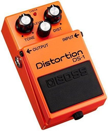 【中古】デジタル楽器 BOSS Distortion [DS-1]
