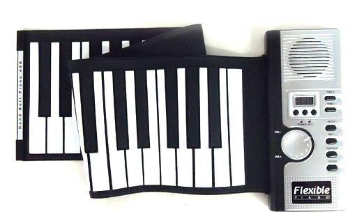 【中古】デジタル楽器 SOFT KEYBOARD PIANO (49鍵盤)