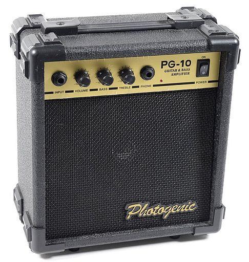 【中古】デジタル楽器 キョーリツ ギターアンプ PhotoGenic [PG-10]