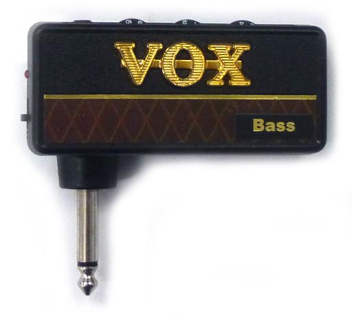 【中古】デジタル楽器 VOX ヘッドフォンアンプ amPlug(Bass)