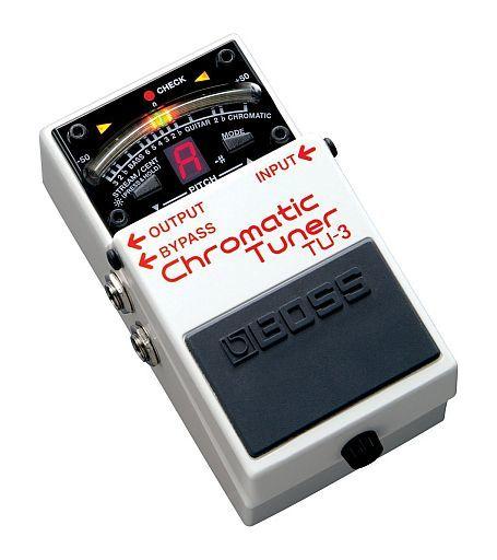 【中古】デジタル楽器 BOSS クロマチックチューナー [TU-3] (状態:箱欠品)