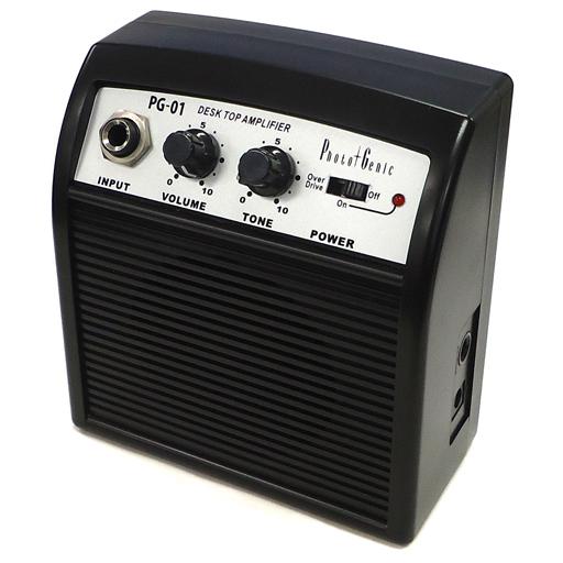 【中古】デジタル楽器 ミニギターアンプ DESK TOP AMPLIFIER [PG-1] (状態:箱・説明書欠品)