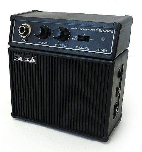 【中古】デジタル楽器 コンパクトギターアンプ SAMONE (状態:本体のみ)
