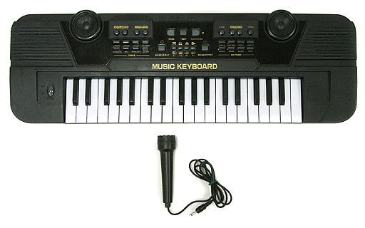 【中古】デジタル楽器 プレミアムミュージックキーボード (ブラック) [ASL-1873]