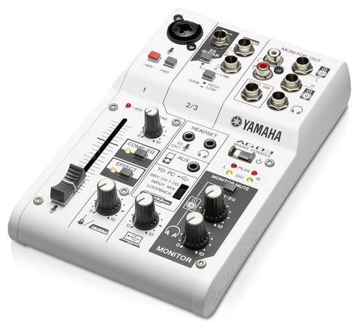 【中古】デジタル楽器 ヤマハ ミキシングコンソール [AG03]