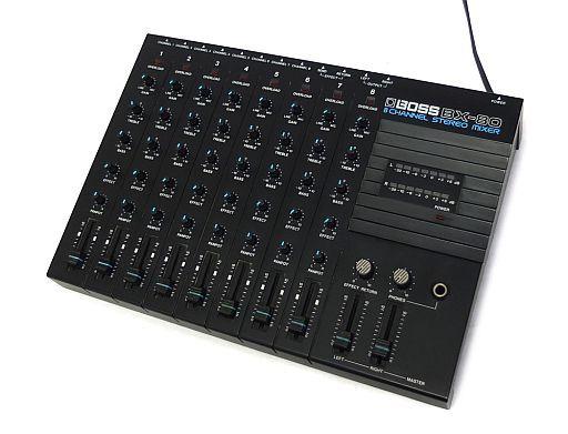【中古】デジタル楽器 BOSS 8チャンネル デジタルステレオミキサー (状態:本体のみ/本体状態難)
